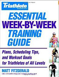 Tri Magazine Training Book Cover